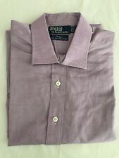 """Ralph Lauren Purple """"Palmer"""" Shirt"""
