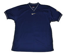 Boca Junior Training shirt Nike XL Blue Argentina  short sleeves
