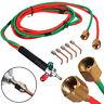 Juweliere Micro Mini Gas Little Torch Schweißen Löten Kit w/5 Taschenlampe Tipps