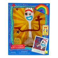 DISNEY Toy Story 4 Forky Talking & Interactive Action 19cm Figure **NEW**