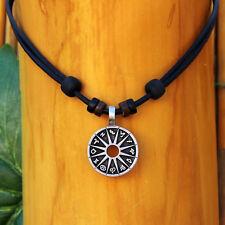 Collar Cadena de Cuero Signos Del Zodíaco Horóscopo Zodiaco Zodiac Signo Astro