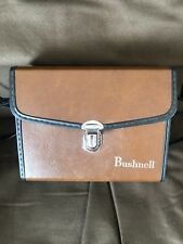BUSHNELL VINTAGE BINOCULARS CASE 7X35 FIELD 8 DEG FULLY COATED Wide Angle 1000ft
