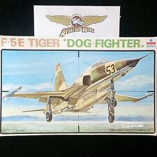 """ESCI 1/48 Northrop F-5E Tiger """"Dog Fighter"""" USAF - Plastic Kit 4031"""