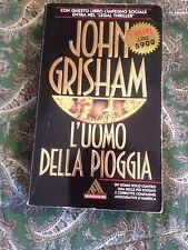 JOHN GRISHAM L'UOMO DELLA PIOGGIA BUONO!!