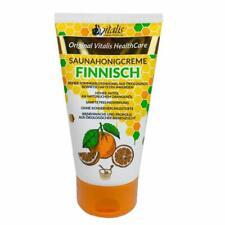 Sauna Miel - Finnois Orange - 150g Tube / Saunahonigcreme / Miel Sauna Crème