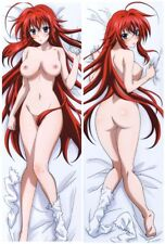 Neu Rias Gremory High School DXD Dakimakura Kissenhülle Bezug Pillowcase 150CM