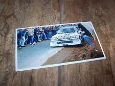 Photo / Photograph  Juha Kankkunen PEUGEOT 205 T16 Rallye du Portugal 1986 //
