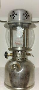 Coleman Lantern 242B, made in Canada Feb 1951