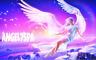 Magick Angel Necklace stop depression , brokenhearts, pain + 2 magick incense