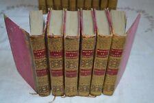MELANGES PHILOSOPHIQUES LITTERAIRES HISTORIQUES DE VOLTAIRE NEUFCHATEL 1773 6T