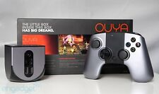 OUYA Console and Controller - Silver (OUYA1) 8GB Storage + WiFi