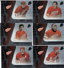 02/03 Pacific Quest for the Cup Detroit Red Wings Team Set - Yzerman +