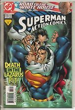DC Comics Action Comics #773 January 2001 Ras Al Ghul NM