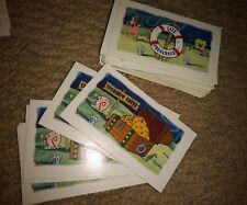 Spongebob Monopoly Replacement Pieces Chance Community Chest 32 Cards