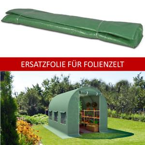 2x3m Ersatzfolie Folie für Gewächshaus Foliengewächshaus FolienzeltPE VERSTÄRKT
