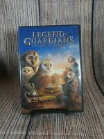 Legend of the guardians (dvd)