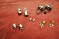 Mercedes 230SL 250SL 280SL 113 Headlight Bulb set European Light