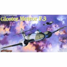 Dragon 5044 Gloster Meteor F.III 1/72 scale plastic model kit