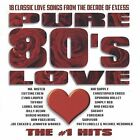 Pure 80's Love: The #1 Hits by Various Artists (CD, Jan-2003, UTV/Universal)