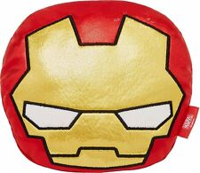 Chewy Marvel 's Iron Man Round Plush Dog Toy By Marvel