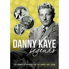 DANNY KAYE LEGENDS The Danny Kaye Show 2DVD in Inglese NEW PRENOTAZ.