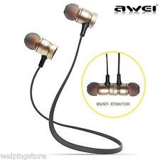 Bluetooth Headphones Wireless Headset Stereo Sport Earphone for iPhone 7 Samsung