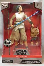 "2016 Star Wars The Force Awakens Elite Series Rey Premium 10"" Action Figure"