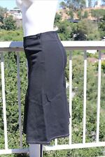 Extra Small Arden B. Black skirt pink flower New with tags