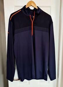 Callaway Golf Black Windstopper Jacket Size L