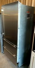"New Listing36"" Wide Stainless Sub-Zero Refrigerator Model: 736Tc Ice Maker Bonita Springs"
