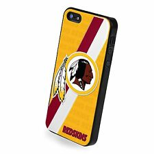 Washington Redskins FC IPHONE 5 hard cell phone case w/3D Silicone Back