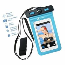 [ PREMIUM QUALITY ] Universal Waterproof Phone Holder with ARM BAND, COMPASS...