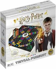 Winning Moves - 033343 - Harry Potter Trivial Pursuit - Version anglaise