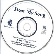 Hear My Song Soundtrack music CD by John Altman