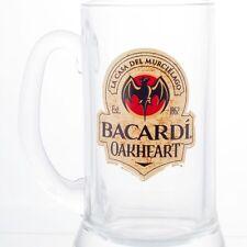 Barcardi Oakheart Glass Tankard, Glasses/ Steins/ Mugs,/ Beer Glasses(BACA002)