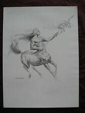 Boris Vallejo~Fantasy/Pin Up~Male