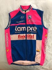 Santini Lampre Windproof Cycling Vest Xlarge In Excellent Condition Used Once