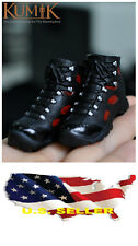 1/6 kumik women High Top Sport Boots Sneakers S-12 Phicen hot toys ❶❶US seller❶❶