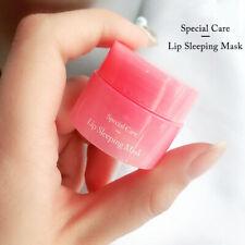 Mask Sleeping Lip Laneige 3G  StrawBerry New Nourish Protect Lips Care Balm
