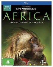 Africa (Blu-ray, 2013, 3-Disc Set)