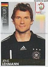N°208 VIGNETTE PANINI LEHMANN DEUTSCHLAND EURO 2008 STICKER