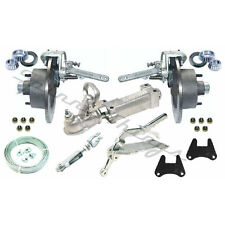 Mechanical 4WD 6 STUD Disc Brake Kit - Car, Caravan 4WD, Boat, Box Trailer Parts