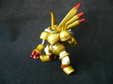 Digimon Mini Figure Golden Rapidmon From Movie 3 Anime Toy Bandai 2""