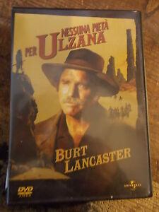 """DVD """"NESSUNA PIETA PER ULZANA"""" BURT LANCASTER"""