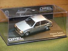 OPEL Kadett  / Vauxhall Astra 5 Door in Silver 1/43rd Scale