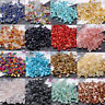 15g / pack Natural Freeform Stone Chips Loose Beads DIY Jewelry Making New