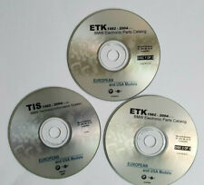 BMW 1982-2004 Technical Information System & Electronic Parts Catalog on 3 Cd's