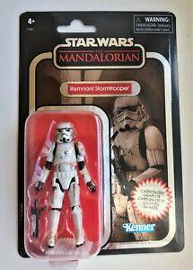 Star Wars Vintage Collection Mandalorian Remnant Stormtrooper (Carbonized)  NEW