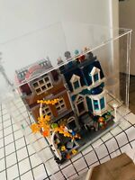 Acrylic display cases for LEGO Creator Bookshop 10270 (Aus Top Rated Seller)