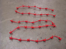 NEW 5 STRANDS OF BARB WIRE SILENCER BOW KIT BEAR PSE BOWTECH MATHEWS HOYT RED